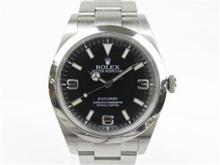 ROLEX〈ロレックス〉Explorer 1 Watch