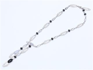 BVLGARI 〈ブルガリ〉 Elisha Diamond Necklace