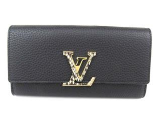 LOUIS VUITTON 〈ルイヴィトン〉 Capucines Wallet
