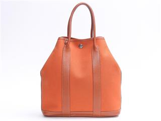 HERMES 〈エルメス〉 Garden file PM tote bag
