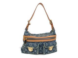 LOUIS VUITTON〈ルイヴィトン〉Baggy PM Shoulder Bag