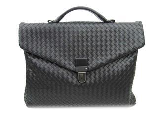 BOTTEGA VENETA〈ボッテガ・ヴェネタ〉Intorechat Briefcase Business Bag