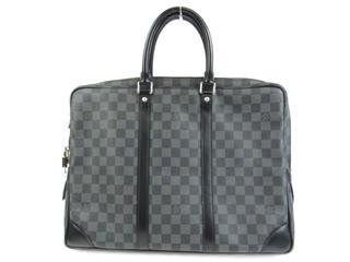 LOUIS VUITTON〈ルイヴィトン〉PDV Business Hand Bag