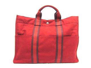 HERMES〈エルメス〉Fourre Tout Tote hand Bag