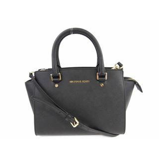 MICHAEL KORS 〈マイケルコース〉 MD SATCHEL Medium Satchel 2way shoulder bag