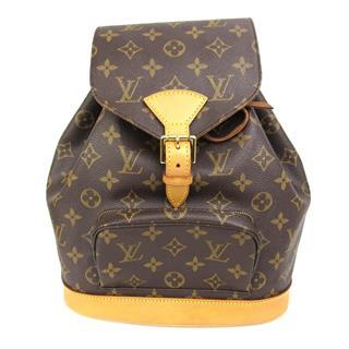 LOUIS VUITTON〈ルイヴィトン〉Monsuris MM rucksack backpack