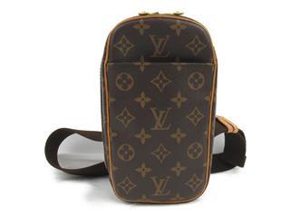 LOUIS VUITTON〈ルイヴィトン〉Pochette Gange Waist Bag
