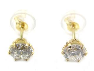 JEWELRY〈ジュエリー〉Diamond earrings