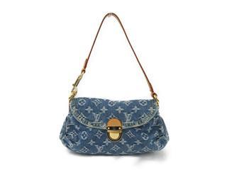 LOUIS VUITTON〈ルイヴィトン〉Mini Pretty shoulder hand bag