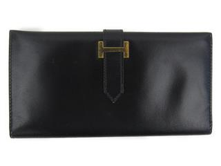 HERMES 〈エルメス〉 Beant Bifold Long Wallet Purse