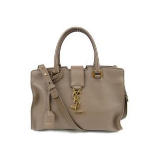 SAINT LAURENT〈サン・ローラン〉Baby Cabas Shoulder hand Bag