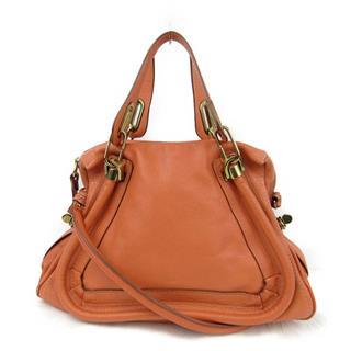 Chloe〈クロエ〉Paraty 2way shoulder bag