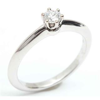 TIFFANY&CO〈ティファニー〉1P Diamond ring