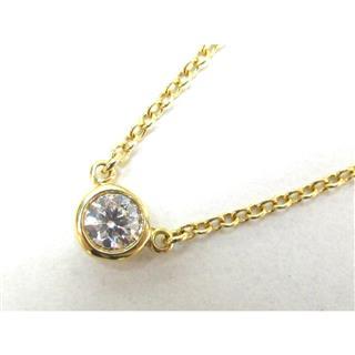 TIFFANY&CO〈ティファニー〉Byzayard necklace diamond