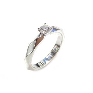 BOUCHERON〈ブシュロン〉Falset Solitaire ring diamond ring