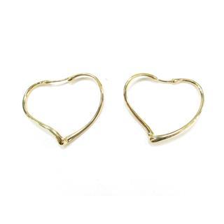 TIFFANY&CO〈ティファニー〉Open Heart Earrings