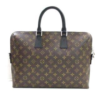 LOUIS VUITTON〈ルイヴィトン〉Porte Document Jours Business hand Bag