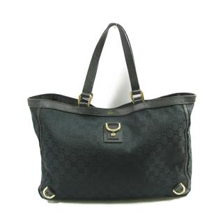 GUCCI 〈グッチ〉 Shoulder Tote Bag