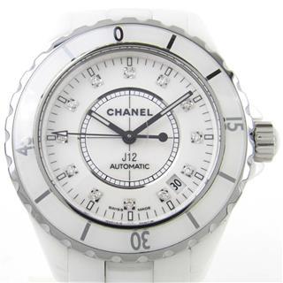 CHANEL〈シャネル〉J12 12P Diamond Wrist watch