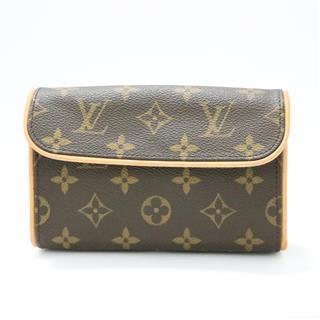 LOUIS VUITTON〈ルイヴィトン〉Waist bag with Pochette Florentine Belt (S)