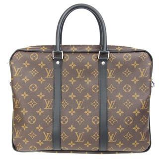 LOUIS VUITTON〈ルイヴィトン〉Porte-Documents Voyage PM Business Bag