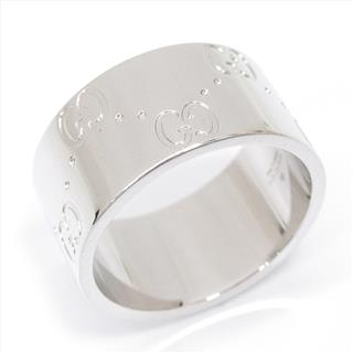 GUCCI〈グッチ〉Icon wide ring