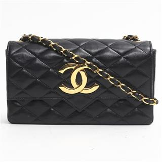 CHANEL 〈シャネル〉 Matelasse chain shoulder bag