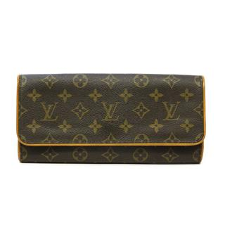LOUIS VUITTON 〈ルイヴィトン〉 Pochette twin GM shoulder bag