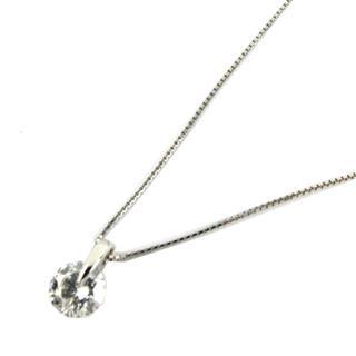 JEWELRY〈ジュエリー〉One-piece diamond necklace