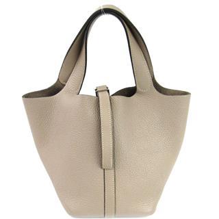 HERMES〈エルメス〉Picotin PM tote bag