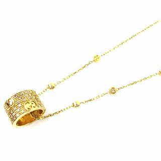 GUCCI〈グッチ〉GG Icon Diamond Necklace