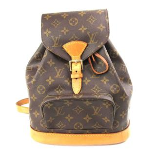 LOUIS VUITTON〈ルイヴィトン〉Montsouris MM Backpack Bag