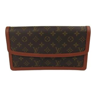 LOUIS VUITTON 〈ルイヴィトン〉 Pochette Dame Second Clutch Bag