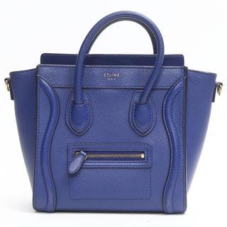 CELINE〈セリーヌ〉Luggage Nano Shopper Hand tote bag