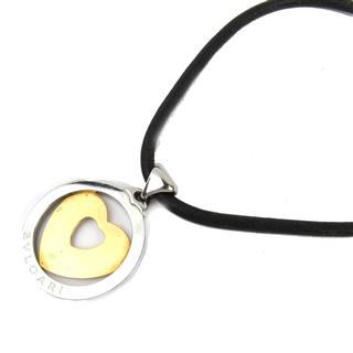 BVLGARI〈ブルガリ〉Tondo Heart Necklace