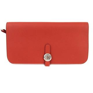 HERMES 〈エルメス〉 Dogon long Bi-fold wallet