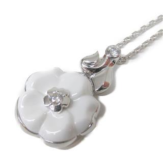 CHANEL〈シャネル〉Camellia Diamond Necklace