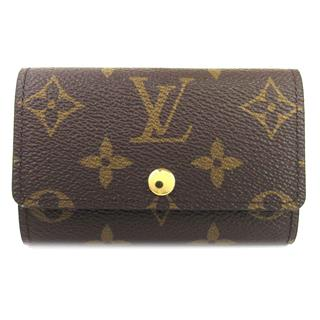 LOUIS VUITTON〈ルイヴィトン〉Multicles 6 key case