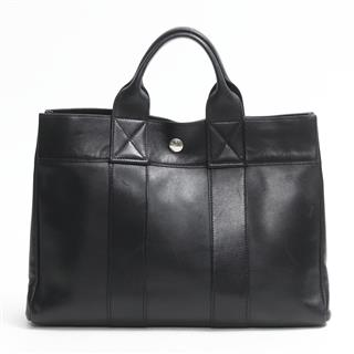 HERMES 〈エルメス〉 Fourre Tout Tote PM Tote hand Bag All Leather