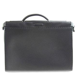 FENDI〈フェンディ〉Peekaboo 2way shoulder business bag bliefcase
