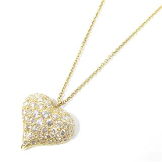 TIFFANY&CO 〈ティファニー〉 Heart Necklace