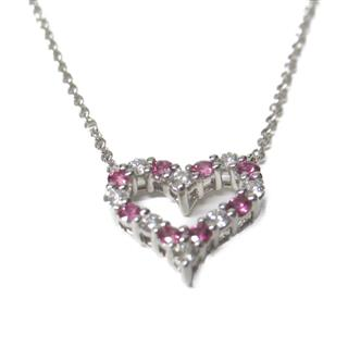 TIFFANY&CO 〈ティファニー〉 Sentimental Heart Necklace