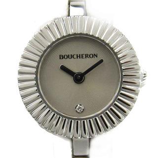 BOUCHERON〈ブシュロン〉Marjorie 1P Diamond Wrist Watch