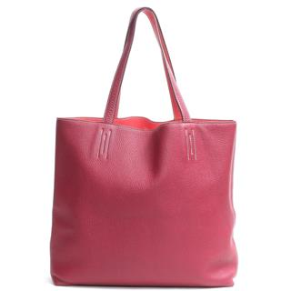 HERMES 〈エルメス〉 Doublesens 45 Shoulder tote hand bag