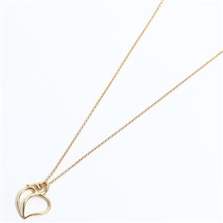 TIFFANY&CO 〈ティファニー〉 Apple necklace