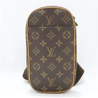 LOUIS VUITTON〈ルイヴィトン〉Pochette Gange Waist Crossbody Body Shoulder bag