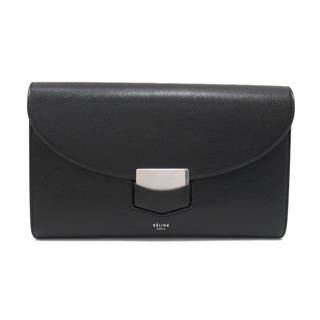 CELINE 〈セリーヌ〉 Trotter clutch second bag