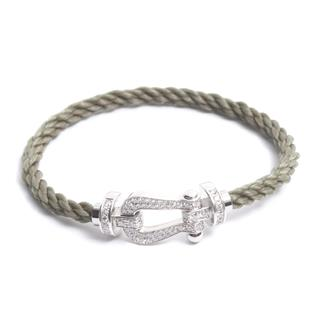FRED 〈フレッド〉 Force 10 Full Diamond Bracelet Bangle