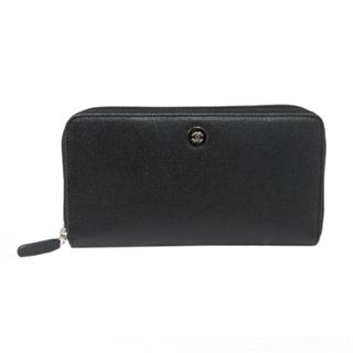 CHANEL 〈シャネル〉 Around Zip Long Wallet