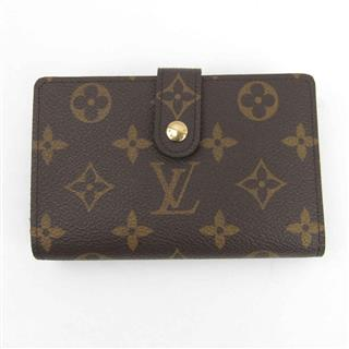 LOUIS VUITTON〈ルイヴィトン〉Portefeiulle Vienowa Wallet with Metal Clasp